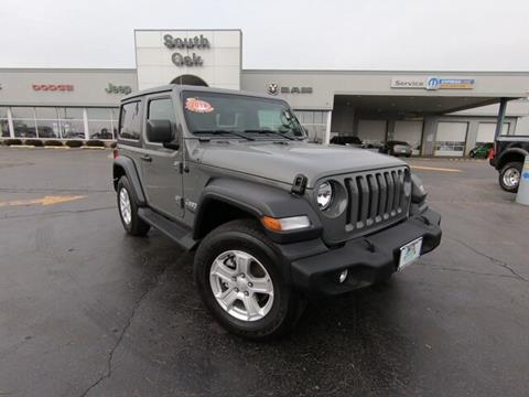 2018 Jeep Wrangler for sale in Matteson, IL