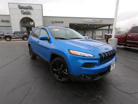 2018 Jeep Cherokee for sale in Matteson, IL