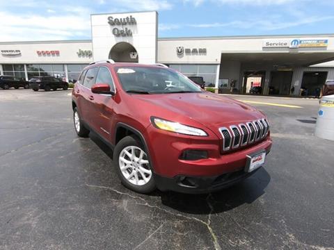 2016 Jeep Cherokee for sale in Matteson, IL