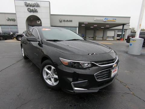 2018 Chevrolet Malibu for sale in Matteson, IL