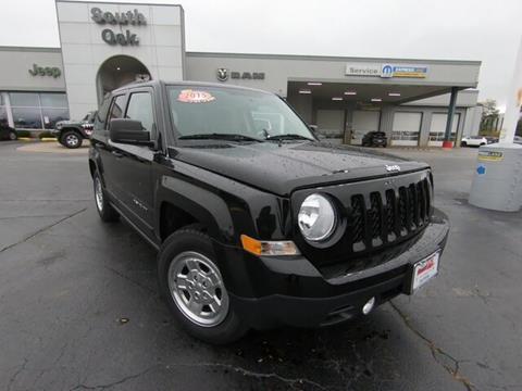 2015 Jeep Patriot for sale in Matteson, IL