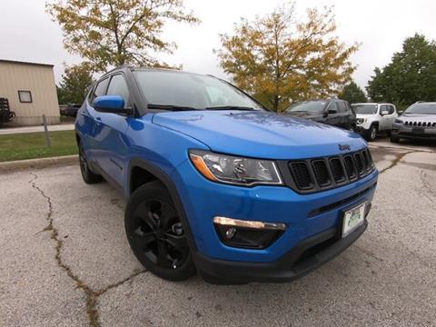 2018 Jeep Compass for sale in Matteson, IL