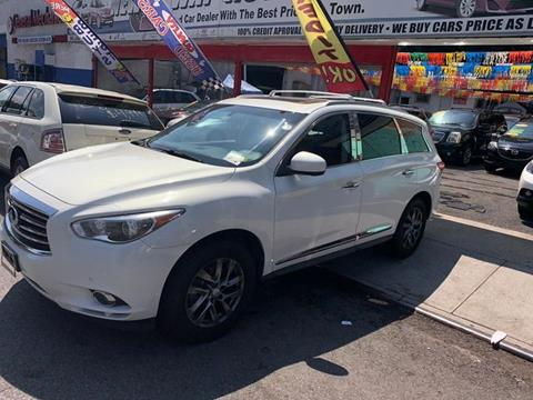 Bronx Car Dealers >> Infiniti For Sale In Bronx Ny New 3 Way Auto Sales
