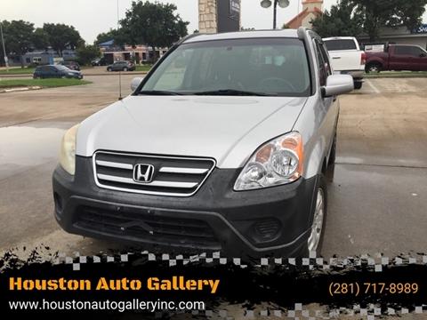2006 Honda CR-V for sale in Katy, TX