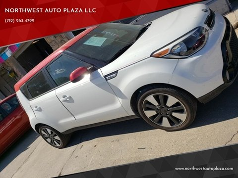 2016 Kia Soul for sale in Denison, IA