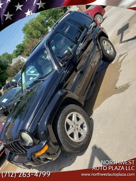 2003 Jeep Liberty for sale in Denison, IA
