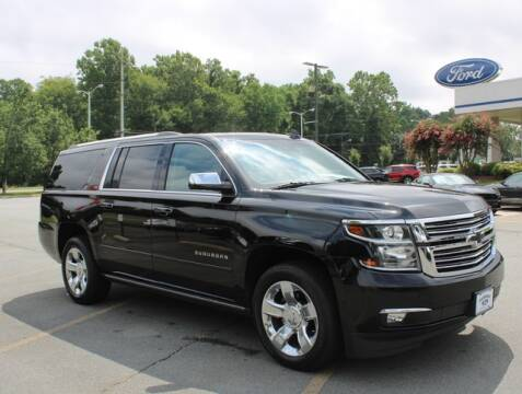 Used Chevrolet Suburban For Sale In North Carolina Carsforsale Com