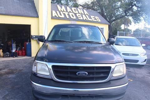 2001 Ford F-150 for sale in Titusville, FL