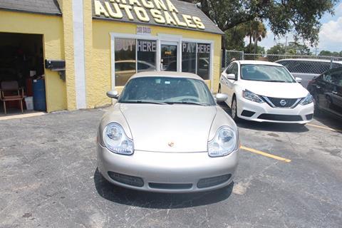 2001 Porsche Boxster for sale in Titusville, FL