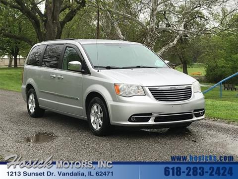 2012 Chrysler Town and Country for sale in Vandalia, IL