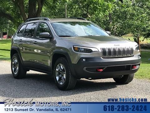 2019 Jeep Cherokee for sale in Vandalia, IL