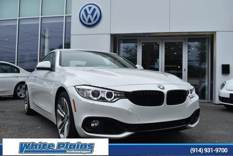 2016 BMW 4 Series for sale in White Plains, NY