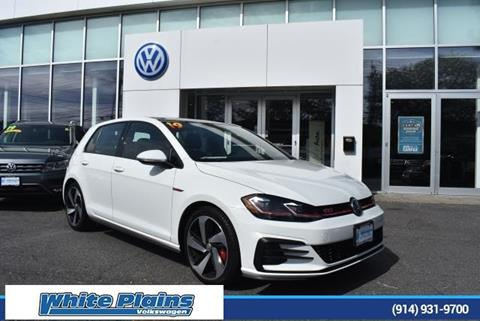 2019 Volkswagen Golf GTI for sale in White Plains, NY