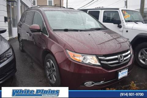 2015 Honda Odyssey for sale in White Plains, NY