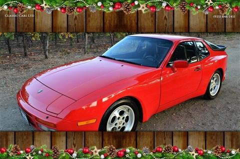 1986 Porsche 944 for sale in Pleasanton, CA