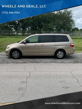 2005 Honda Odyssey for sale in Port St Lucie, FL