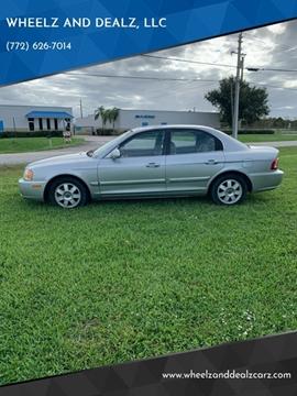2004 Kia Optima for sale in Port St Lucie, FL