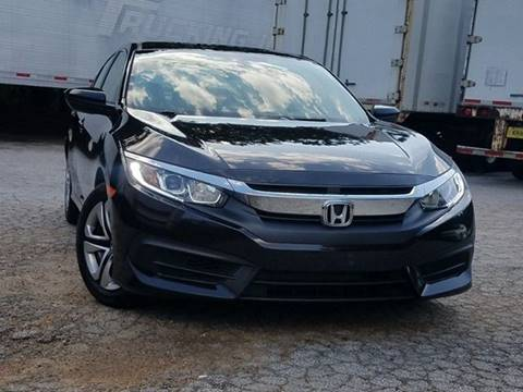 2016 Honda Civic for sale in Lawrenceville, GA