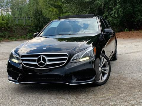 2014 Mercedes-Benz E-Class for sale in Lawrenceville, GA