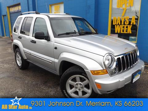 2006 Jeep Liberty for sale in Shawnee, KS