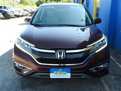 2016 Honda CR-V for sale in Shawnee, KS