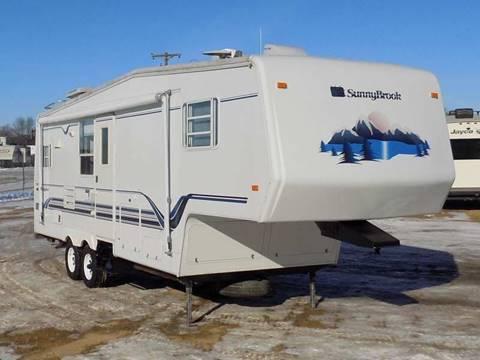 2001 Sunny Brook 27RKFS for sale in Mankato, MN