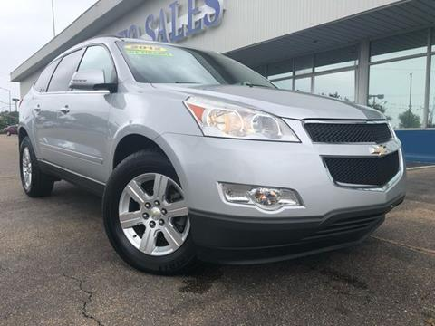Chevrolet Jackson Ms >> 2012 Chevrolet Traverse For Sale In Jackson Ms