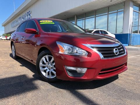 2015 Nissan Altima for sale in Jackson, MS