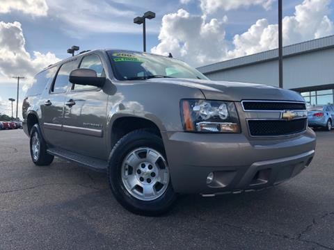 Cars For Sale In Jackson Ms >> 2007 Chevrolet Suburban For Sale In Jackson Ms