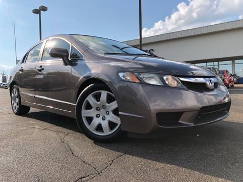 2009 Honda Civic for sale in Jackson, MS
