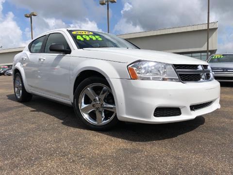 2012 Dodge Avenger for sale in Jackson, MS