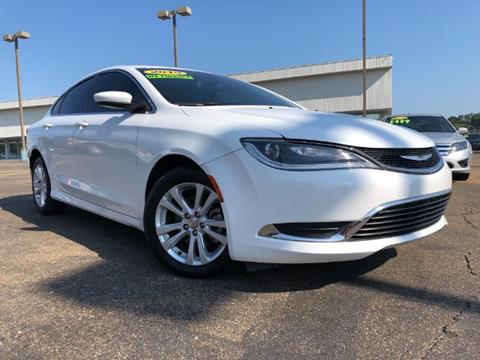 2015 Chrysler 200 for sale in Jackson, MS
