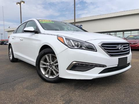2015 Hyundai Sonata for sale in Jackson, MS
