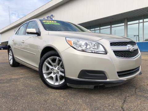 2013 Chevrolet Malibu for sale in Jackson, MS