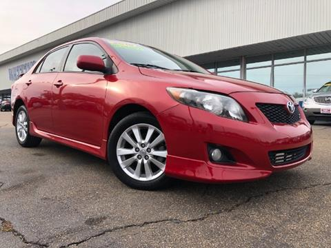 2010 Toyota Corolla for sale in Jackson, MS