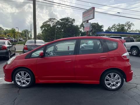 2010 Honda Fit for sale in Jacksonville, FL