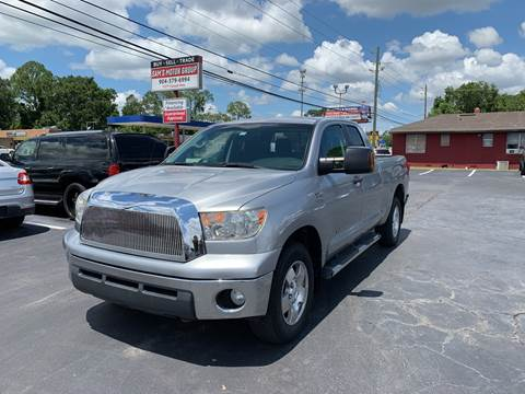 Used Trucks Jacksonville Fl >> 2007 Toyota Tundra For Sale In Jacksonville Fl