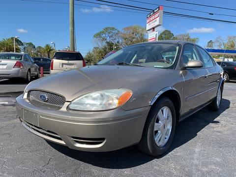 2004 Ford Taurus SEL for sale at Sam's Motor Group in Jacksonville FL
