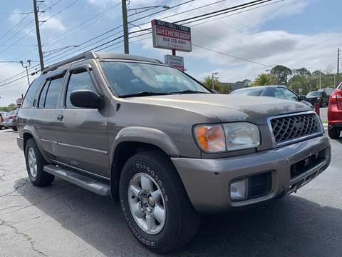 2002 Nissan Pathfinder SE for sale at Sam's Motor Group in Jacksonville FL
