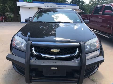 2013 Chevrolet Caprice for sale in Tulsa, OK