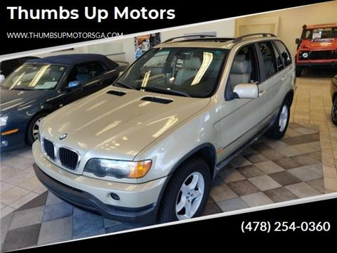 2002 BMW X5 for sale in Norcross, GA