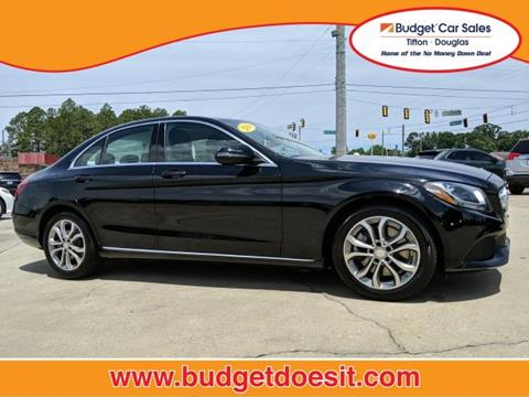 2016 Mercedes-Benz C-Class for sale in Tifton, GA