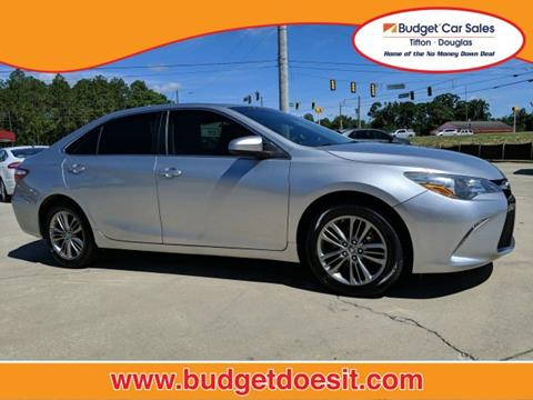2016 Toyota Camry for sale in Tifton, GA
