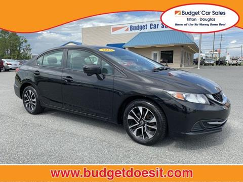 2015 Honda Civic for sale in Tifton, GA