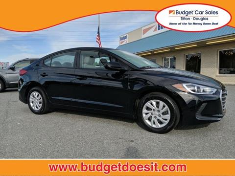 2017 Hyundai Elantra for sale in Tifton, GA