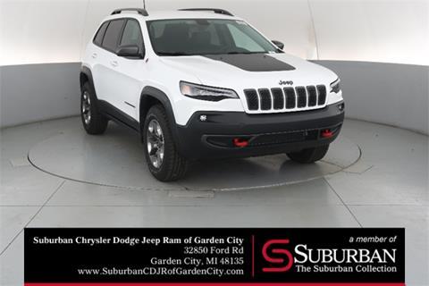 2019 Jeep Cherokee for sale in Garden City, MI