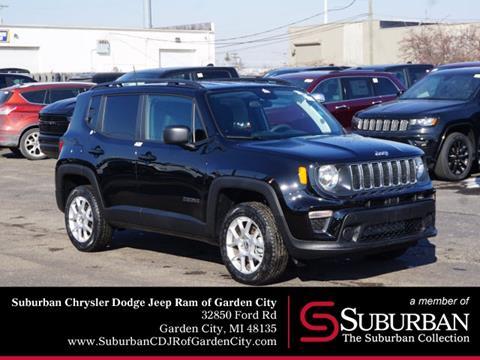 2019 Jeep Renegade for sale in Garden City, MI