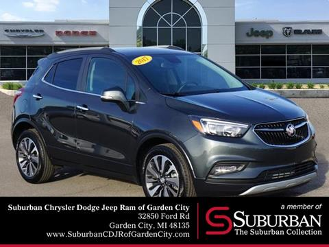 2017 Buick Encore for sale in Garden City, MI