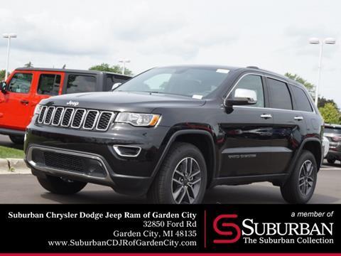 2020 Jeep Grand Cherokee for sale in Garden City, MI