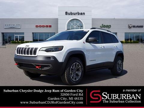 2020 Jeep Cherokee for sale in Garden City, MI